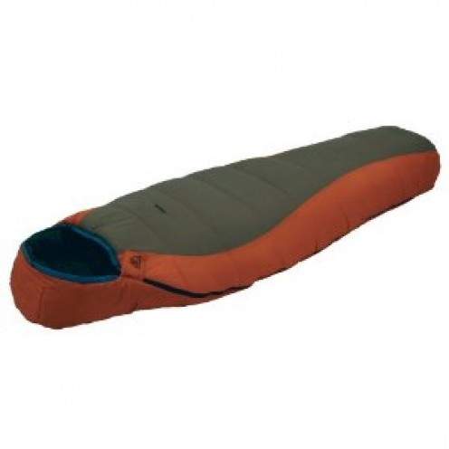 21-ALPS Mountaineering Fusion 20 Regular Mummy Sleeping Bag-Self-Inflating Air Pad Combo
