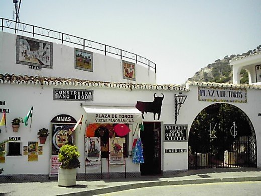 The Mijas Bullring
