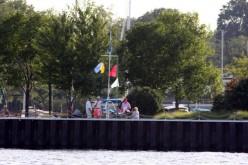 Grosse Pointe Farms Boat Club Race 7-31-08    deedsphotos
