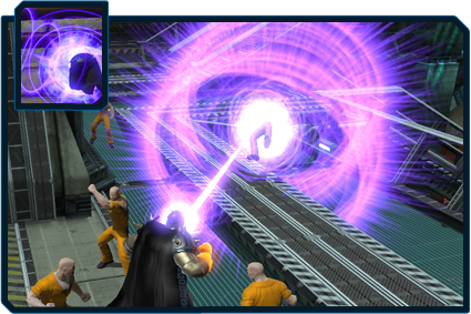 DC Universe Online Powers - Mental Power