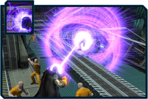 DC Universe Online - Mental Power