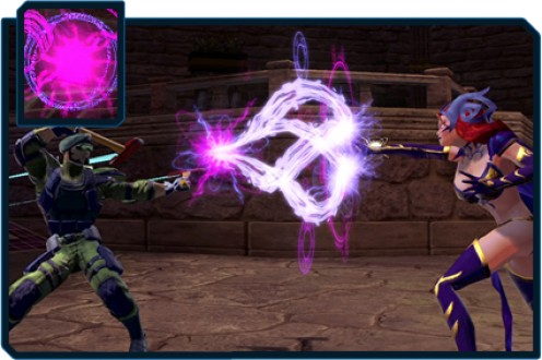 DC Universe Online Powers - Sorcery Power
