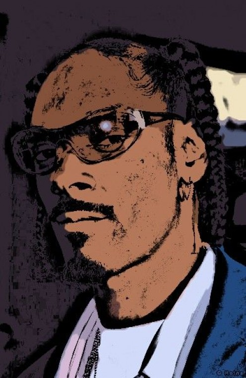 Snoop Dogg Cartoon Digi-Works 2011