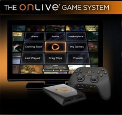 OnLive Game System Console Review