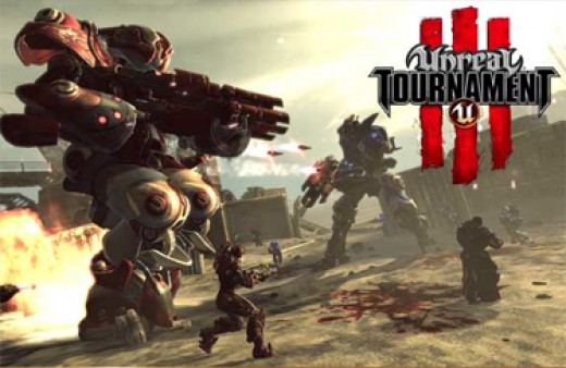 Play video games on demand such as Unreal Tournament III
