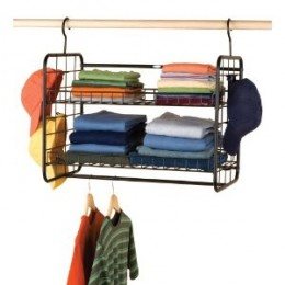 Rubbermaid MN700 Deluxe Hanging Storage Shelf by Rubbermaid