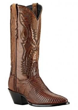 Women's Teju Lizard Western Boots