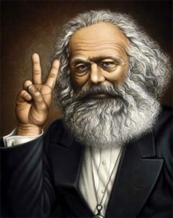 Karl, the fifth Marx Brother.