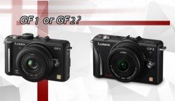 Should I Buy The Panasonic Lumix GF1 or GF2?