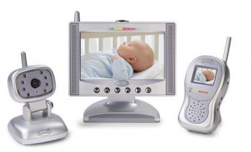 Top rated video baby monitor 2014