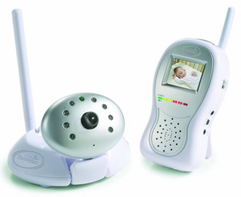 Best selling video baby monitor 2014
