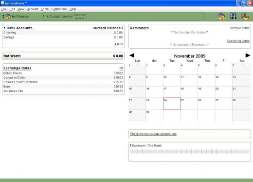 Moneydance makes it easy to set and trace budgets, and reminds you of upcoming bills to keep you up-to-date. Moneydance's insightful reporting and graphing tools illuminate your finances and show Subcategory: Personal Finance Software.