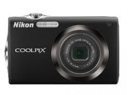 Nikon Coolpix S3000 12.0MP Digital Camera with 4x Optical Vibration Reduction (VR) Zoom and 2.7-Inch LCD (Black