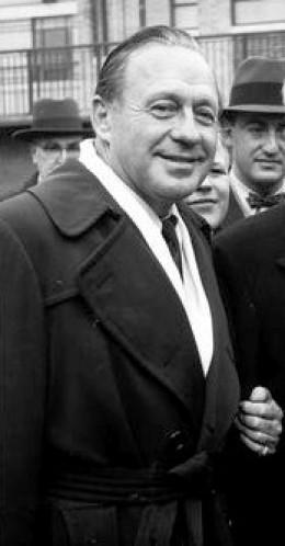 Jack Benny in 1958