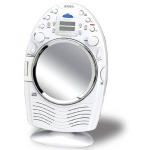 Shower Radio - Buy A Jensen Shower Radio