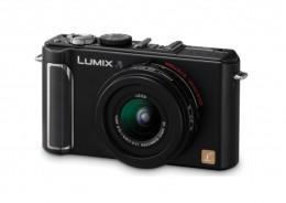 Panasonic DMC-LX3 10.1MP Digital Camera with 24mm Wide Angle