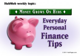 Everyday Personal Finance Tips
