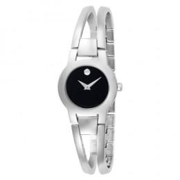 Amorosa Stainless Steel Bangle Bracelet Watch