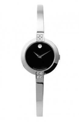 Movado 605853 Women's Bela Stainless Steel Watch