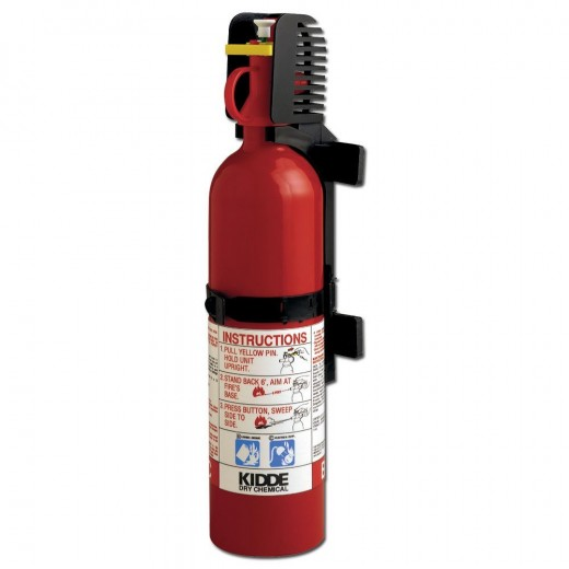 Kidde Automotive Fire Extinguisher