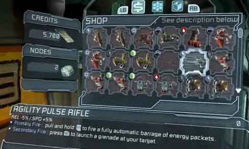 Dead Space 2 Weapons Arsenal