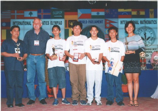 4th Invitational World Youth Mathematics Inter-city Competition Lucknow City, India
