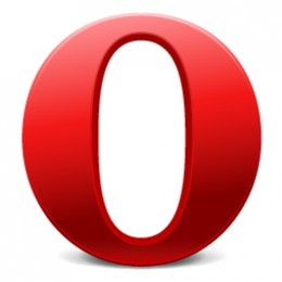 Opera Mini Mobile Web Browser Logo