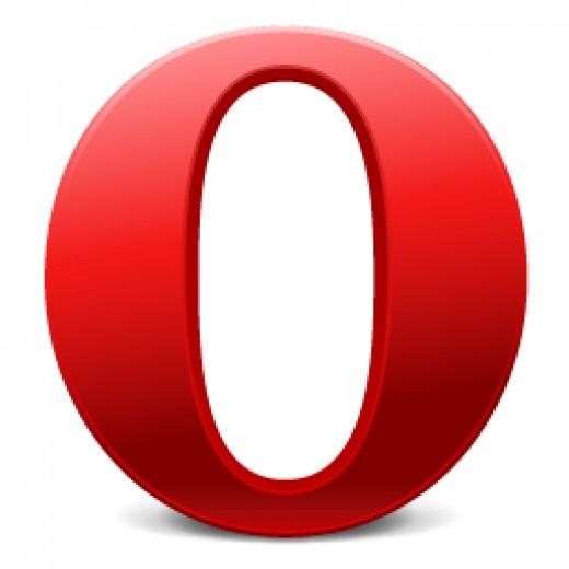 Opera Mini Mobile Web Browser Logo
