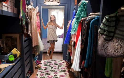 Where to buy cheap designer clothes online - and feel like Carrie Bradshaw