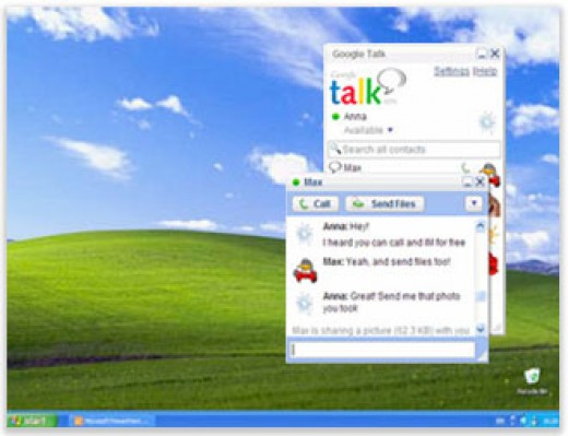 Free Google Talk Software