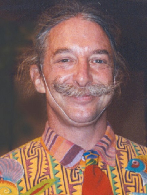 """The """"real"""" Patch Adams. Image from NNDB http://www.nndb.com/people/735/000167234/"""