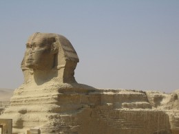 Great Sphinx Of Giza, Egypt