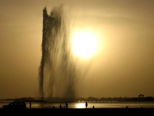 King Fahds Fountain