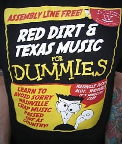 Red Dirt Music-An Alternative To Mainstream Country Music