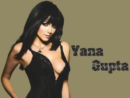 ACTRESS YANA GUPTA  WALLPAPERS