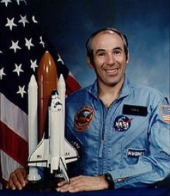 Gregory Bruce Jarvis (August 24, 1944  January 28, 1986) was an American engineer who died during the destruction of the Space Shuttle Challenger on mission STS-51-L, where he was serving as Payload Specialist.