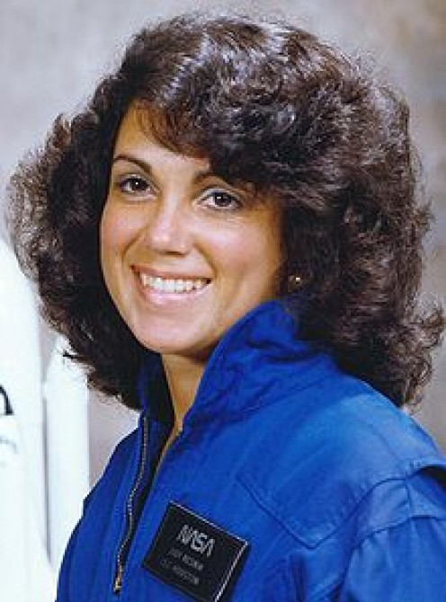 Judith Arlene Resnik (April 5, 1949  January 28, 1986) was an American engineer and a NASA astronaut who died in the destruction of the Space Shuttle Challenger during the launch of mission STS-51-L.