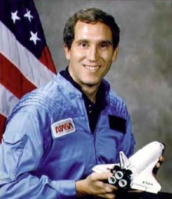 Michael John Smith, AKA Mike Smith (April 30, 1945  January 28, 1986) was an American astronaut, pilot of the Space Shuttle Challenger when it was destroyed during the STS-51-L mission. All seven crew members died.