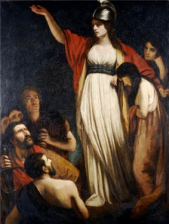 Boudicca: A Strong Celtic Warrior Queen