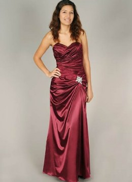 buy a gorgeous red prom dress