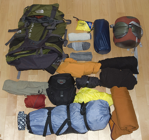 Backpacking sleeping bags can take up a lot of room, so make it count!