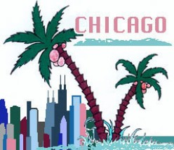 Chicago Palm Trees