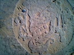 Foster Ave. Beach Hieroglyph