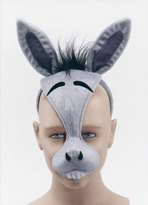 Donkey face bop
