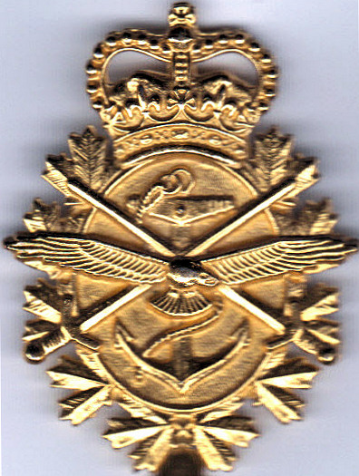 Canadian Forces Salute Badge
