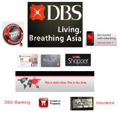 My DBS Online Internet Banking and Mobile Bank Review
