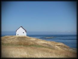 East Point on Saturna Island