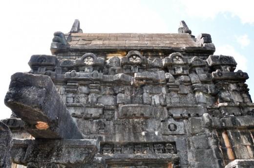 Some Stone carving at Nalanda Gedige