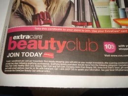 Join the beauty club!