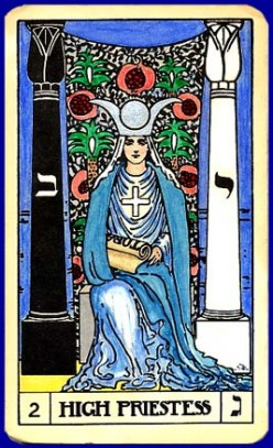 Tarot School Class Three: The High Priestess and the Empress